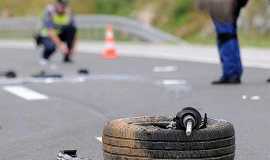 Vdes këmbësorja e aksidentuar në Ferizaj