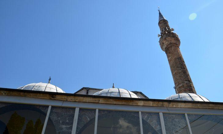 Policia nis hetimet për ndërtimin e xhamive