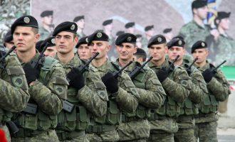 FSK transformohet në Ushtrinë e Kosovës brenda 10 viteve