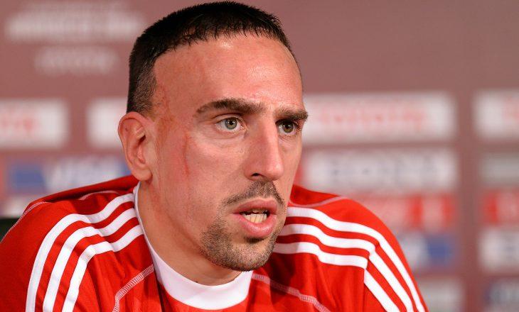Ribery kritikon ashpër Guardiolën