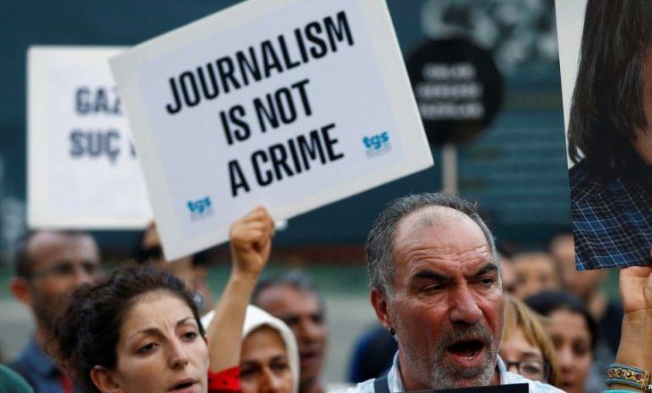 Organizatat për lirinë e medieve kritikojnë Turqinë