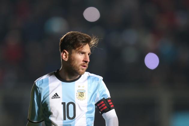 Messi i vendosur rreth së ardhmes së tij me kombëtaren
