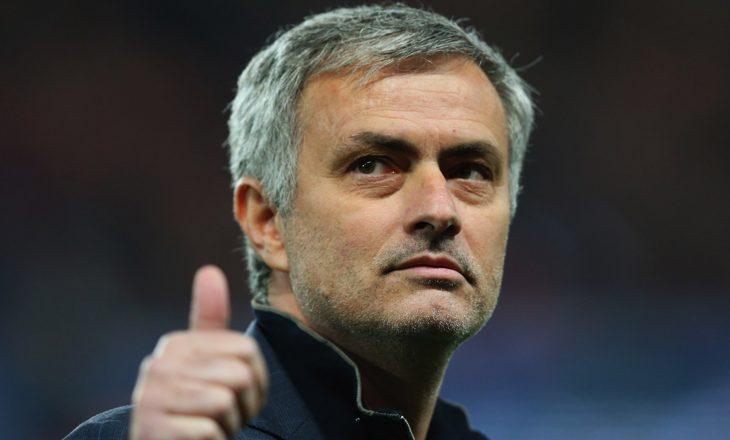 Mourinho fajëson Van Gaalin për tre humbjet radhazi