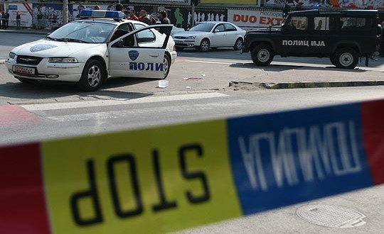 Vritet polici në Kumanovë
