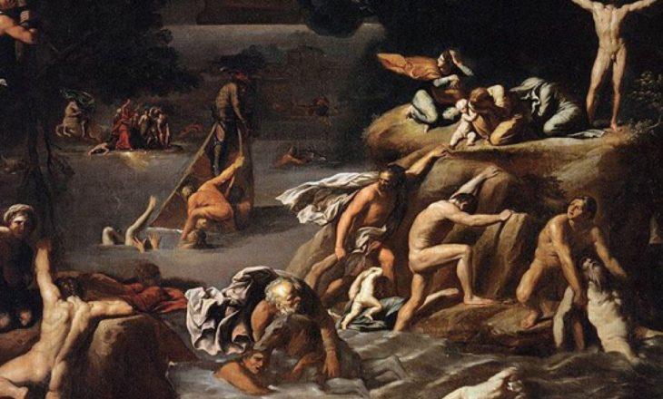 Përmbytja e madhe – legjendat universale të botës së lashtë