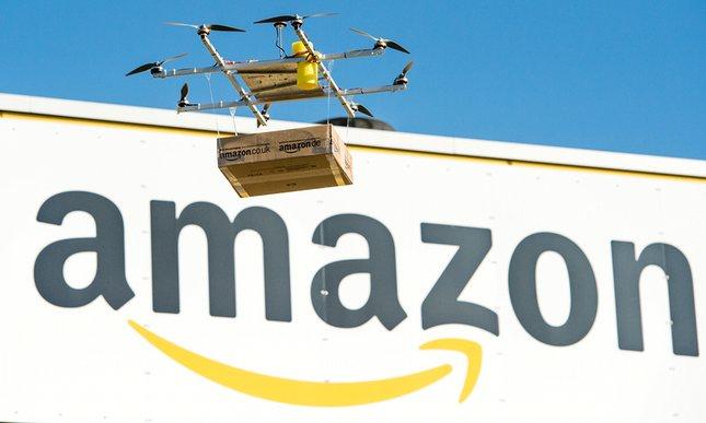 Amazon synon të kryejë dërgesa përmes dronëve