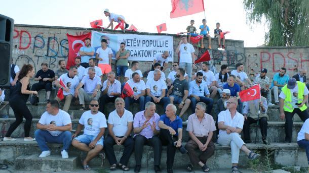 """""""Ushtrinë"""" më të madhe të Erdoganit në Ballkan e përbëjnë shqiptarët"""