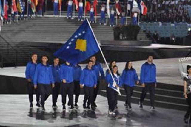 Nesër i dorëzohet flamuri ekipit olimpik të Kosovës