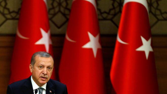 Erdogan shpërfillë kritikat e bashkësisë ndërkombëtare