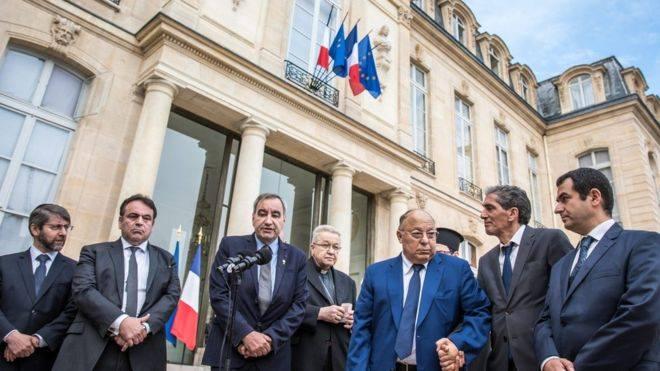 Klerikët fetarë në Francë bëjnë thirrje për më shumë siguri