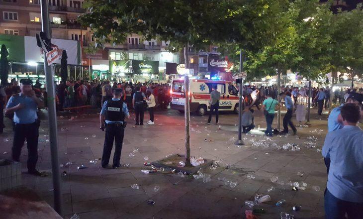 Policia: Një person i dehur shtiu me armë në Beerfest