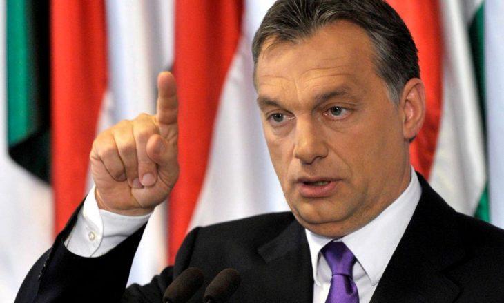 Orban i premton Austrisë se do t'i kthejë në shtëpi emigrantët kosovarë