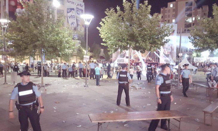 Partia e Drejtësisë e indinjuar me Shpend Ahmetin për BeerFest-in