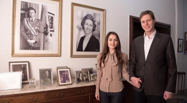 Zbulohen detajet e dasmës së Princ Lekës me Elia Zaharia