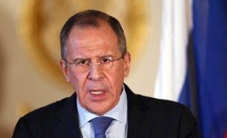 Lavrov thotë se Perëndimi po rrit tensionet në Ballkan