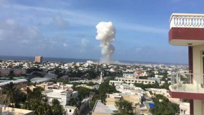 Shtatë persona të vdekur nga sulme me bomba në Somali