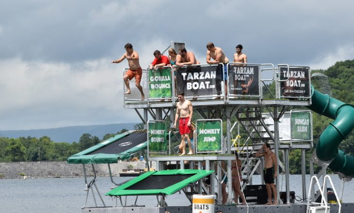 """Kjo është anija """"Tarzani"""" dhe ka shumë arsye pse quhet kështu"""