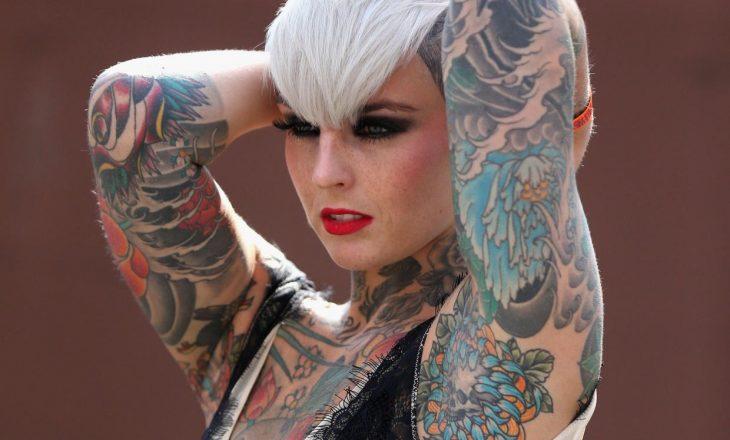 Tatuazhet mund të shkaktojnë kancer