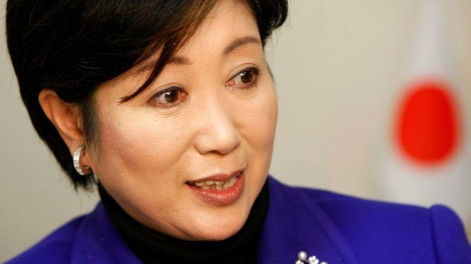Tokyo zgjedh kryetaren e parë grua
