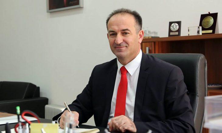 UPZ: Inspektorati i Punës gjobiti me tendencë rektorin Ramë Vataj