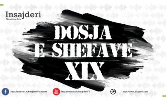 Dosja e Shefave XIX:Intervenimi i Grabovcit për kushëriun e kreut të Administratës Tatimore