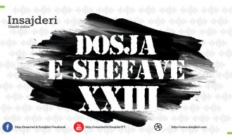 Dosja e Shefave XXIII: Shërbëtorët medial të Adem Grabovcit