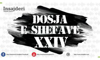 """Dosja e Shefave XXIV: Grabovci e quan Flora Brovinën """"idiote"""""""