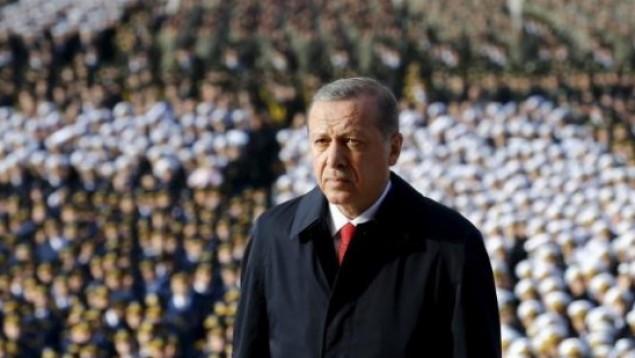 Erdogani, viktima e fortë