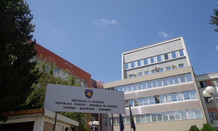Kuvendi mblidhet më 22 shtator, s'diskutohet për demarkacionin