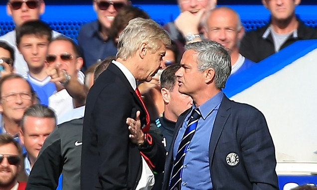 Libri autobiografik i Mourinhos zbulon urrejten e madhe mes tij dhe Wenger-it