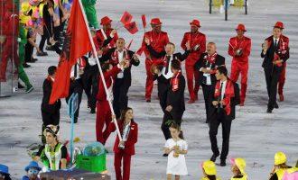 Sherr në ekipin olimpik shqiptar