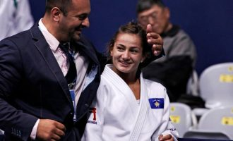 Kuka: Medalja e artë e Majlindës është edhe për Shqipërinë