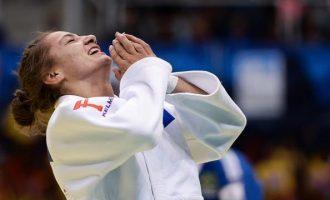 Majlinda Kelmendi fiton medaljen e artë në Lojëra Olimpike