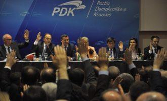 Bëhet publik emri i kandidatit të PDK-së për Prishtinën