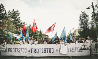 Të martën vazhdon protesta 'kundër korrupsionit dhe krimit institucional'