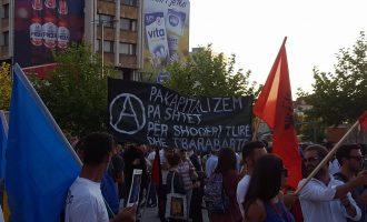 """Qytetarët protestojnë për të tretën herë për """"Dosjen e Shefave"""""""