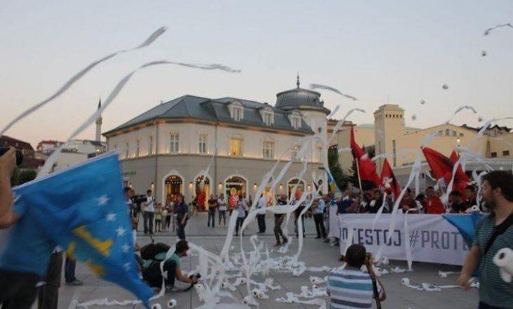 #Protestoj: Drejtësia nuk përfundon me Grabovcin