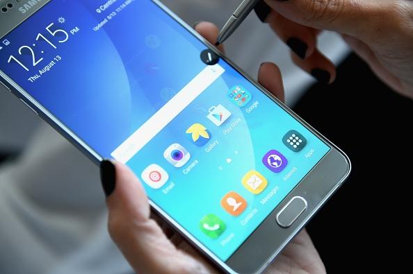 Shitjet e Galaxy Note 7 në Europë rifillojnë në nëntor