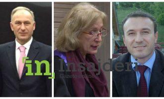 Tre prokurorët që po merren me Dosjen e Shefave