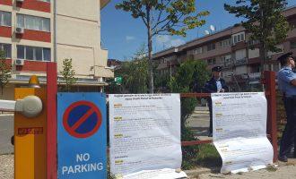 #Protestoj ia numëron Lumezit veprat penale të Adem Grabovcit