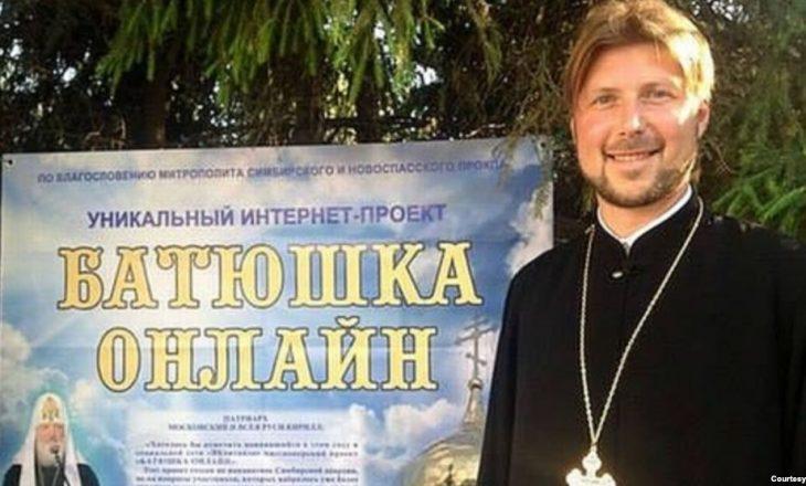 Ekstradohet në Rusi prifti ortodoks që akuzohet për pedofili