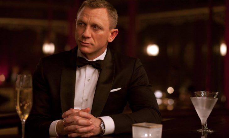 Daniel Craig pritet ta vazhdojë rolin e James Blondit 007