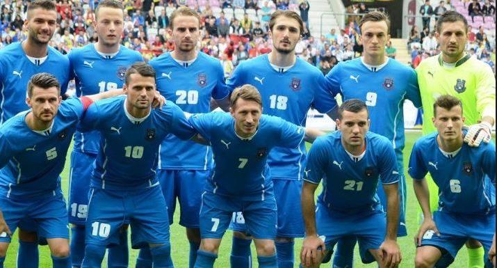 Kosova sonte ndeshet me Finlandën në futboll