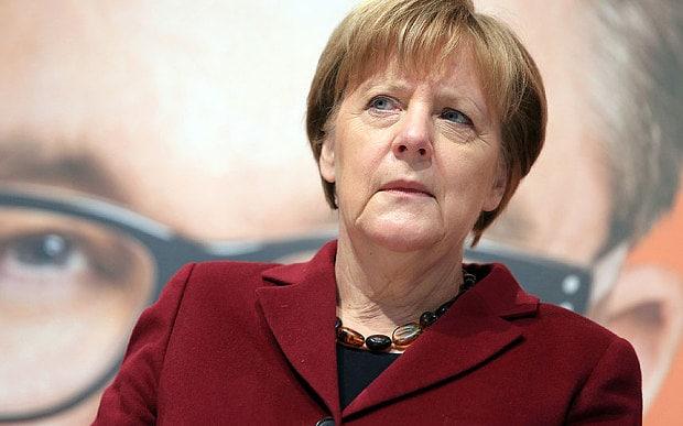 """Merkel fiton zgjedhjet """"provë"""""""