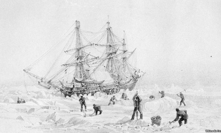 Gjendet anija e zhdukur në Arktik para 170 vjetësh