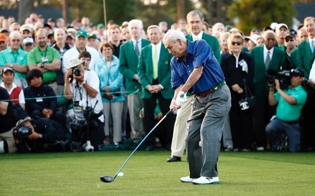 Vdiq legjenda e golfit, Arnold Palmer