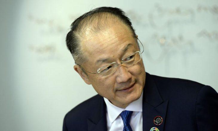 Kim rizgjidhet president i Bankës Botërore