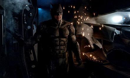 Zbulohet kostumi i ri i Batmanit