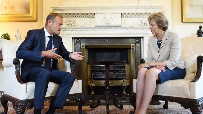 Negociatat për largimin e Britanisë nga BE-ja fillojnë në shkurt të vitit 2017