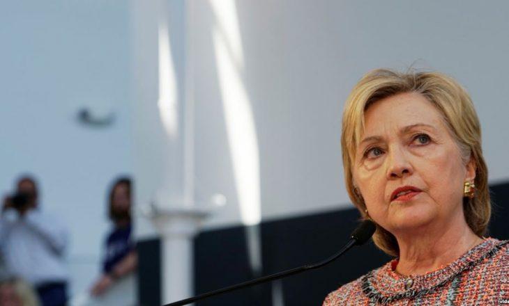 Clinton e shqetësuar me ndërhyrjen ruse në zgjedhjet e ShBA-së